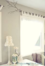 French Pole Curtain Rod by Best 25 Natural Curtain Poles Ideas On Pinterest Branch Curtain
