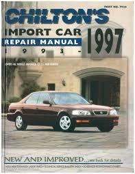 lexus sc400 maintenance schedule ch7920 chilton import car repair manual 1993 1997 manufacturer