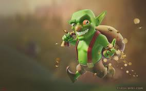 clash of clans wallpaper 23 goblin clash of clan wallpapers wallpapers webid