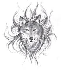 wolf u0027s face by believennothing on deviantart