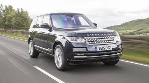 car range rover 2016 2017 land rover range rover review top gear