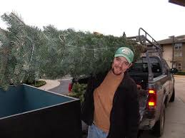 christmas tree delivery pdx christmas tree delivery home
