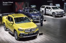 mercedes pick up mercedes benz reveals prices and spec for plush x class pickup autocar