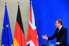 Flag Of Cameron David Cameron Visits Brussels To Negotiate E U Reforms Time