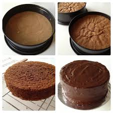 chocolate dobash cake thecupcakeletters