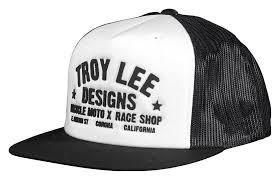 troy designs shop troy designs design race shop hat white black casual clothing