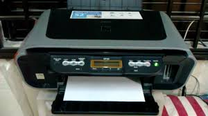 canon pixma mp180 printer test 1 youtube