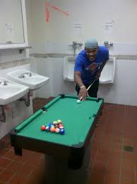 Pool Selber Basteln Portable Pool Table Shipped To The Nyc Resuce Mission For