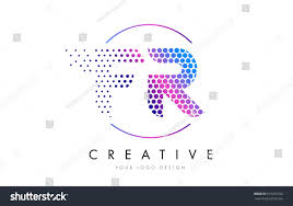 fr f r pink magenta dotted stock vector 619235105 shutterstock