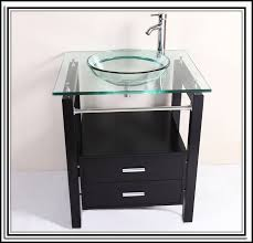 bathroom vanity vessel sink combo sinks and faucets home