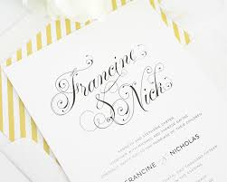 Samples Of Wedding Invitations Cards Top 10 Wedding Invitations With Script U2013 Wedding Invitations