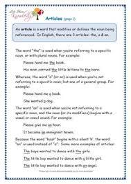 articles worksheet moon light pinterest worksheets grammar