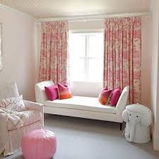 Pink Nursery Curtains White And Pink Nursery Curtains Design Ideas