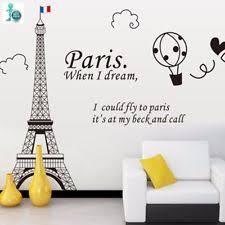 Eiffel Tower Room Decor Paris Bedroom Decor Ebay