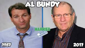 Married With Children Cast Married With Children Then And Now 2017 Youtube