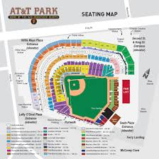 at t park seating chart mlb com download gate entrances map