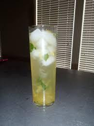 pineapple mojito recipe pineapple mojito u0026 cantaloupe vojito