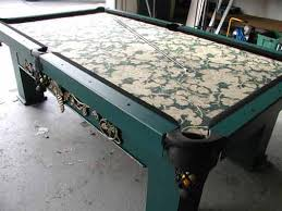 custom pool table felt the vineyards outdoor pool table by all weather billiards and gaming