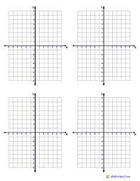 blank grid worksheet graph paper printable math graph paper free printable