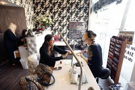 las latest manicurepedicure spots nail the spaboutique vibe and