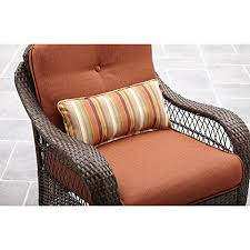 Backyard Furniture Set by Patio All Weather Outdoor Furniture Set That Seats 4 Comfortably
