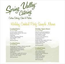 23 holiday menu templates free psd vector eps png format