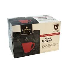 Blend K Cups Signature Select Kona Blend Coffee K Cups From Safeway Instacart