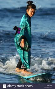 Water Halloween Costume Surfer Geisha Blackie U0027s Halloween Costume Surf Contest