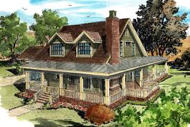 country style home plans with wrap around porches plan 12954kn classic country farmhouse house plan farmhouse