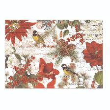 mdw merry u0026 bright fabric placemats set of 4 auckland convino
