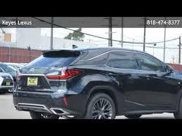 nuys lexus 2017 lexus rx 350 f sport rx 350 f sport nuys