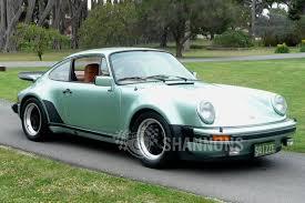 porsche 930 turbo for sale sold porsche 930 turbo coupe auctions lot 28 shannons