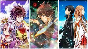 imagenes juegos anime sin nada que ver los 10 mejores anime de fantasía y juegos de todos