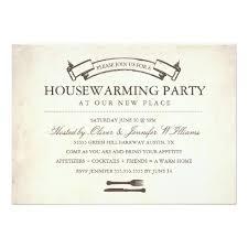housewarming party invitations vintage housewarming party invitation card
