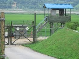 Making A Flag Pole Korean Demilitarized Zone Wikipedia