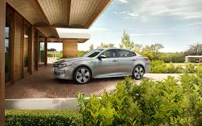 the all new optima plug in hybrid kia motors europe