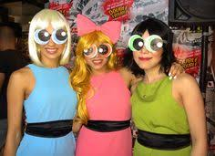 Powerpuff Girls Halloween Costumes Powerpuff Costumes Powerpuff Girls Halloween Costumes