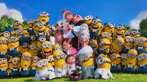 best free despicable me lucy and agnes wallpaper design