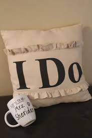 appropriate engagement party gifts engagement party gifts i do pillow hobby lobby and name mug