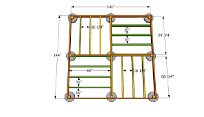home design attached pergola plans free download foyer shed