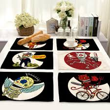 online get cheap skull napkins aliexpress com alibaba group