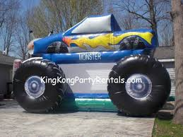 moonwalks in houston kingkongpartyrentals moonwalks truck moonwalk