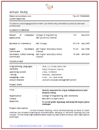 Free Job Seekers Resume Database by Professional Curriculum Vitae Resume Template For All Job
