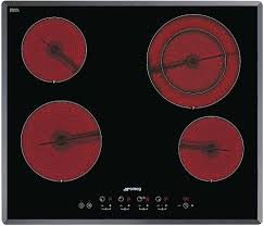 Viking Electric Cooktop 24 Inch Cooktops