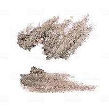 shattered eyeshadow broken smashed natural texture of eye shadows