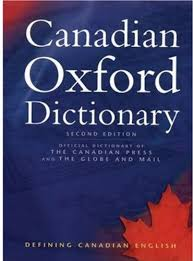 Oxford Dictionary Canadian Oxford Dictionary Katherine Barber 9780195418163 Books