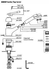 grohe kitchen faucet parts parts of a kitchen faucet 44 images kitchen faucet parts