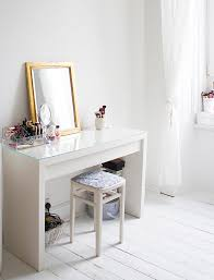 Small Vanity Table Ikea Inspiration Ikea Malm Dressing Table Nouvelle Daily Ikea Malm