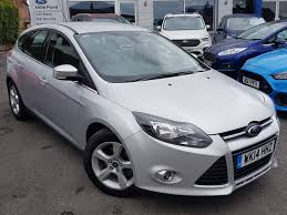 used ford focus zetec navigator 1 0 cars for sale motors co uk