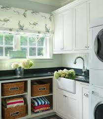 long laundry rooms transitional laundry room hayburn and co